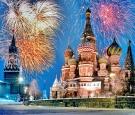 Chương trình tham quan Moscow - Saint Petecburg